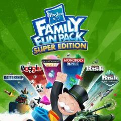 Hasbro Family Fun Pack - Super Edition - £9.49 @ PSN