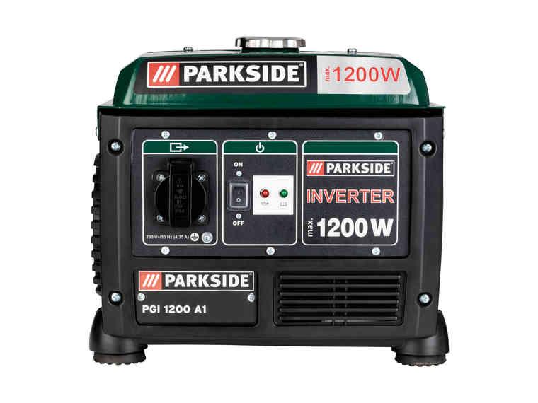Parkside Inverter Generator £129 @ Lidl