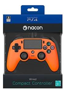 PS4 Officially Licensed Orange Nacon Wired Controller on PS4 £19.99 @ Simply Games