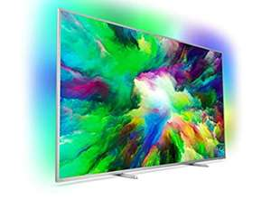 Huge 75 inch Philips Ambilight 7000 series 4K Ultra HD TV 75PUS7803 3 sided Ambilight - £1499.99 - £500 off normal price @ Amazon