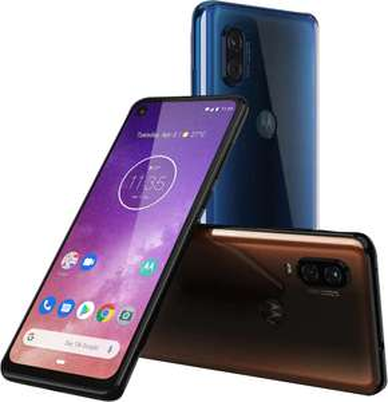 Motorola One Vision - Sapphire Gradient (Dual SIM) PREORDER SPECIAL: includes Motorola VerveBuds 500 @ Lenovo £269.99