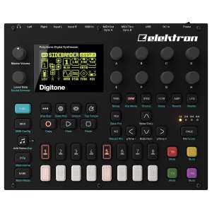 Cheap Elektron Digitone eight voice polyphonic digital synthesizer - ex-display - £499 at Dawsons Free delivery