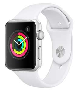 Apple Watch Series 3, GPS, 42mm with Sport Band, White £199 / Nike+ 38mm £229 with 12 months BNPL / Apple HomePod £229 (more in OP) @ Very