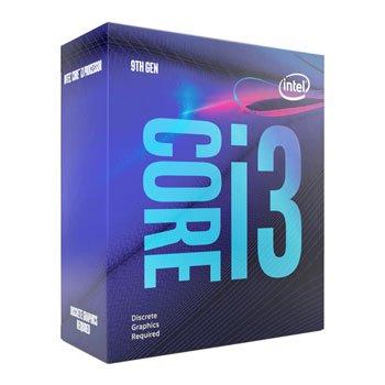 Intel Core i3 9100F 9th Gen Desktop Processor/CPU Retail - No iGPU - £99.98 + £5.48 delivery @ Scan