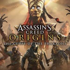 PC (Uplay) Assassin's Creed Origins DLC: The Hidden Ones £1.71 / Curse of the Pharaohs £3.39 @ Humble Bundle