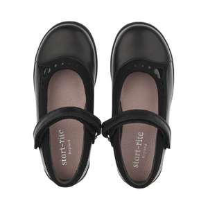 Start-rite Emilia girls leather school shoes size S10-L4 £20 + £2.99 p&p Startrite Shoes