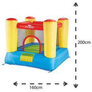 Crane Kids Bouncy Castle - £69.99 @ ALDI pre-order