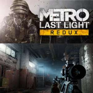 Metro Last Light Redux for PC - £3.74 @ Epic Games Store