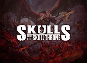 Up to 80% off Warhammer Games for PC - Skulls for the Skull Throne Sale (Weekend Deal) @ Steam Store