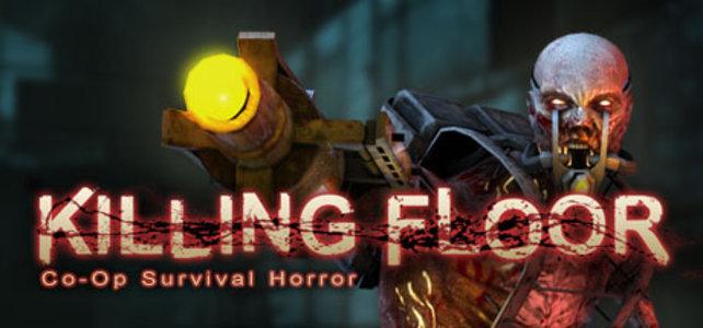Celebrating 10th anniversary - Killing Floor from Tripware games £3.74 @ Steam