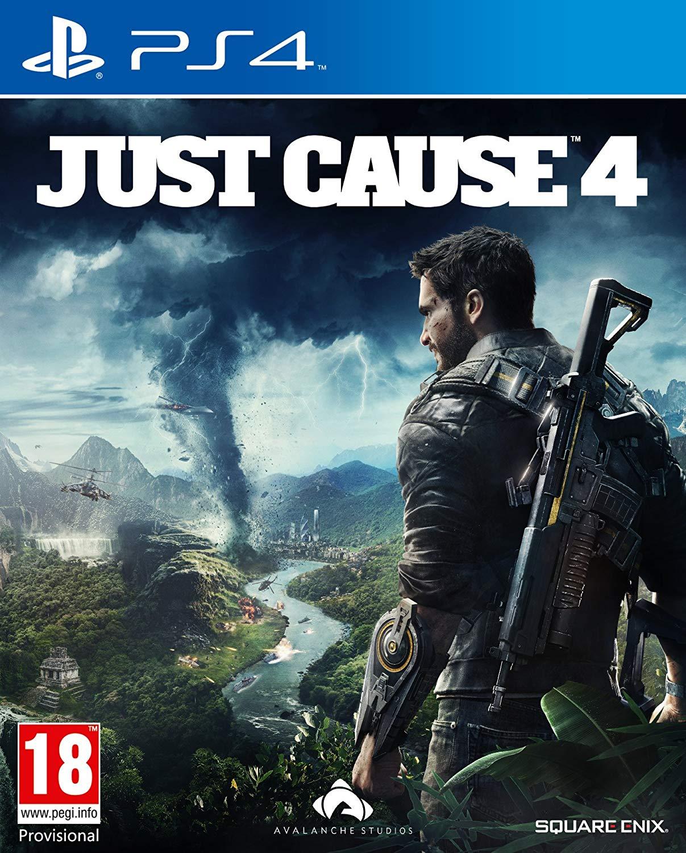 Just Cause 4 Standard Edition PS4 £14.99 Prime / £17.98 non Prime @ Amazon