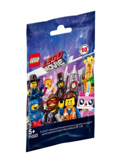THE LEGO® MOVIE 2 mini figures £2.09 + £3.95 p&p Lego Shop
