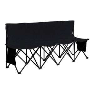 6 Seater Folding Sports Bench with Cup Holders & Carry Bag £39.99 / 8 Seater £45.99 Delivered @ ukmart365 / eBay
