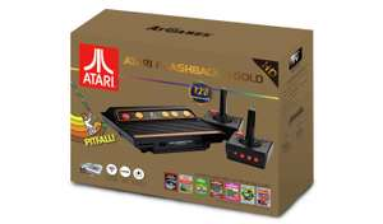 Atari Flashback 8 HD Games Console with 120 Games - £34.99 @ Argos