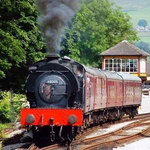 Embsay & Bolton Abbey Steam Railway Family Ticket 2A + 2 C £15 / 2 Adults £12 / Child £3.50 via Travelzoo