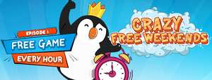 Different free game hourly @ Kinguin