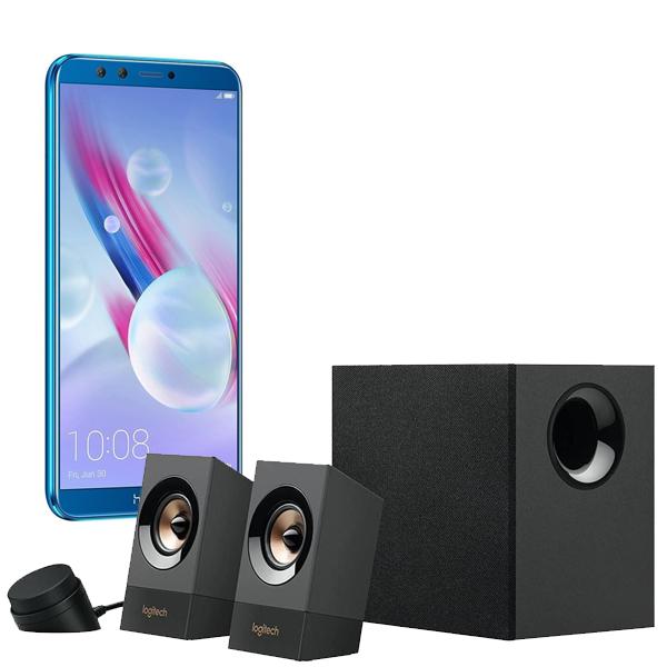 Sim Free 32GB Honor 9 Lite / 3GB RAM / Dual Sim + Logitech Z537 2.1 Bluetooth Speakers £199.99 @ Box [2 Year Warranty]