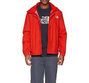 The North Face Resolve Jacket Red S (£32.12) / L (£33.99) Delivered @ Amazon