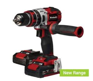 Einhell Power X-Change TE-CD 18 Li-I BL 18V Cordless 2 X 2.0AH Brushless Combi Drill £99 @ Wickes