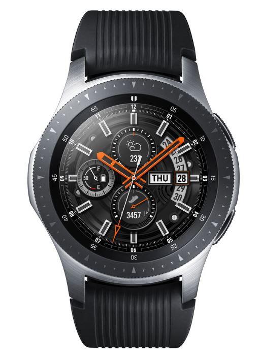 Samsung Galaxy Watch 46mm -  £279 + £50 Cashback poss £229 @ Currys