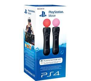SONY PS4 Move Wireless Motion Controllers - Twin Pack £69.99 @ Currys PC World