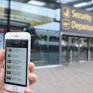Gatwick Airport discounts and offers, free by using the My Gatwick app.
