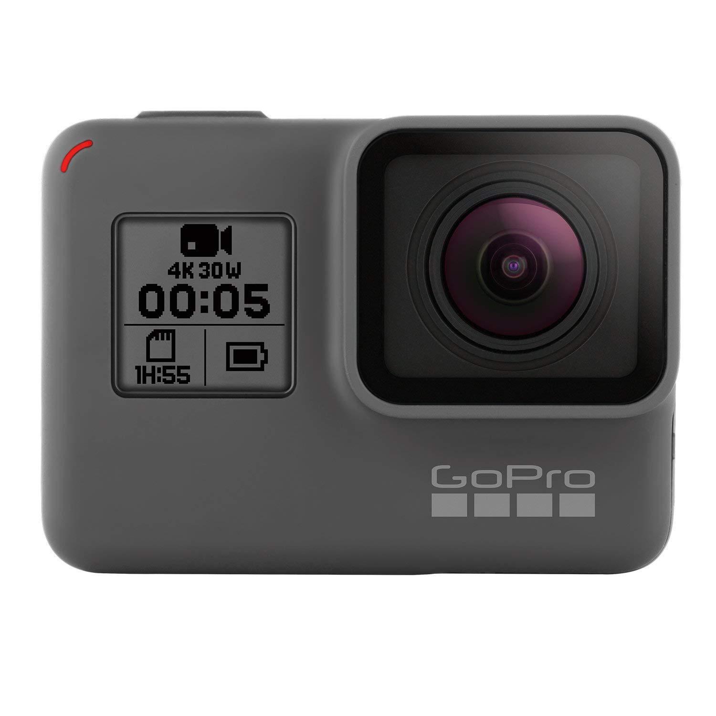 GoPro hero 5 Black Action Camera (12 Megapixel) Black/Grey | Used, Acceptable | £146.36 @ Amazon Warehouse