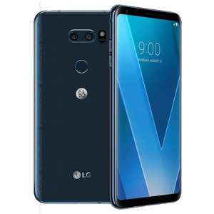 LG V30 H930 64GB (Unlocked for all UK networks) - Moroccan Blue with 2 year UK warranty - £275 from Wowcamera and free delivery