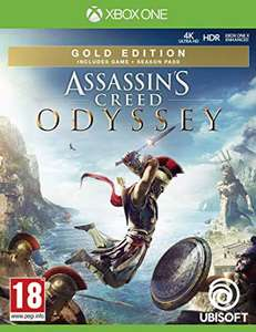 Assassin's Creed Odyssey Gold Edition Xbox One - £20 instore @ Smyths (Grimsby)