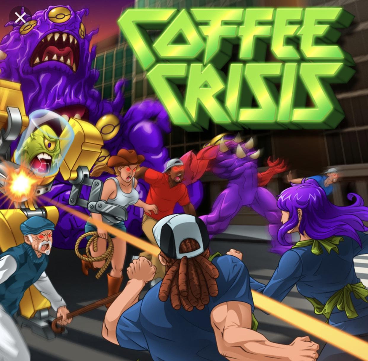 Coffee Crisis (Switch) @ Nintendo eshop uk / £1.42 @ South Africa eshop