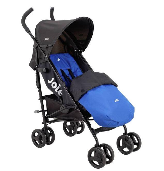 Joie Nitro Reversable Stroller Pink/Blue - £44.99 @ Argos