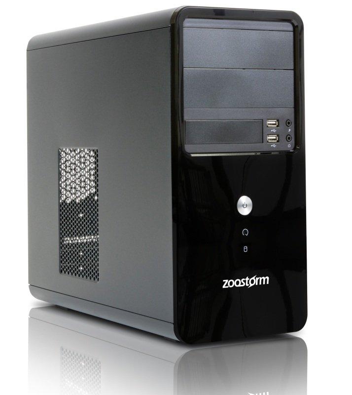 Zoostorm Evolve AMD Desktop PC - £209.93 @ Ebuyer