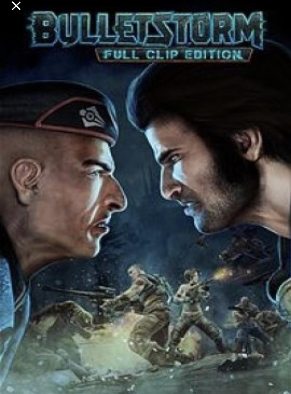 Bulletstorm: Full Clip Edition PS4 - £8.99 @ PlayStation Store