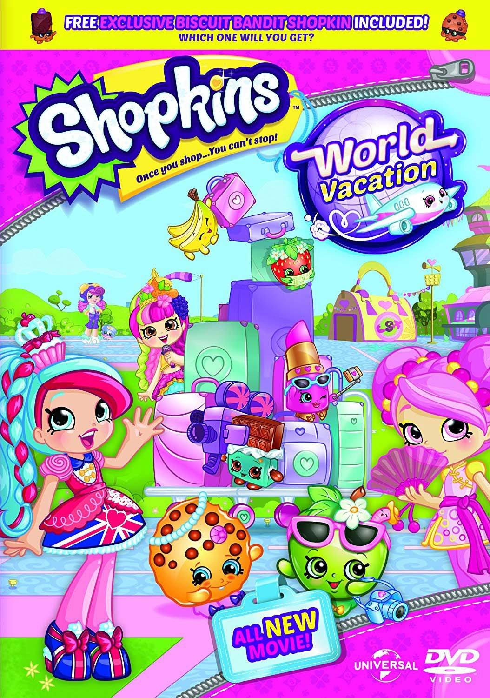 Shopkins - World Vacation (includes exclusive Shopkin figure) NOW £2.99 at Amazon Prime / £5.98 Non Prime