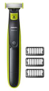 Philips Wet and Dry Oneblade Trim, Edge and Shave QP2520/25, £26.66 at Argos