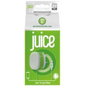 Juice Charger or Cable - £6.99 @ Lidl