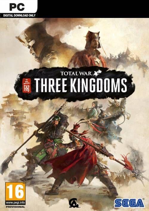 Total War: Three Kingdoms - Steam Key £29.99 @ CDKeys