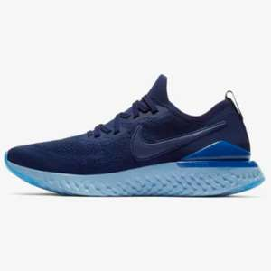 Nike Epic React Flyknit 2 running shoes trainers size 6-12 in stock 3 colours @ Nike.com