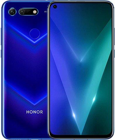 Huawei Honor View 20 (8G+256GB) Blue, Unlocked Grade A £385 @ CeX
