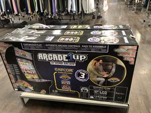 1up Arcade found instore at TK Maxx (Westfield Stratford) for £217