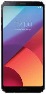 LG G6 32GB Astro Black EE In Good Condition £109.99 @ Envirofone