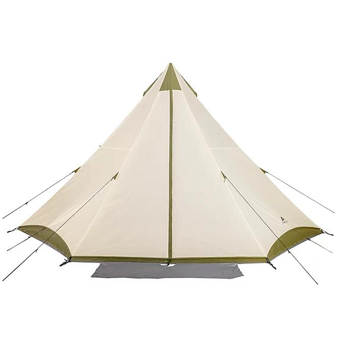 Ozark Trail Khaki 8 Person Teepee Tent £49 instore at Asda