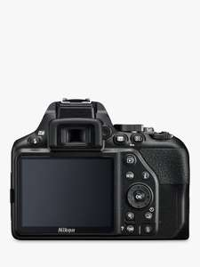 Nikon D3500 + AF-P 18–55 Non VR Kit Used - Acceptable