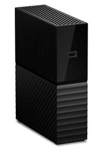 WD 10TB My Book Desktop External Hard Drive, USB 3.0 £87.10 including Shipping & Import charges @ Amazon US