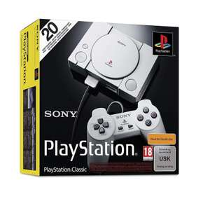 PlayStation Classic Console - £33.49 delivered at Ebuyer