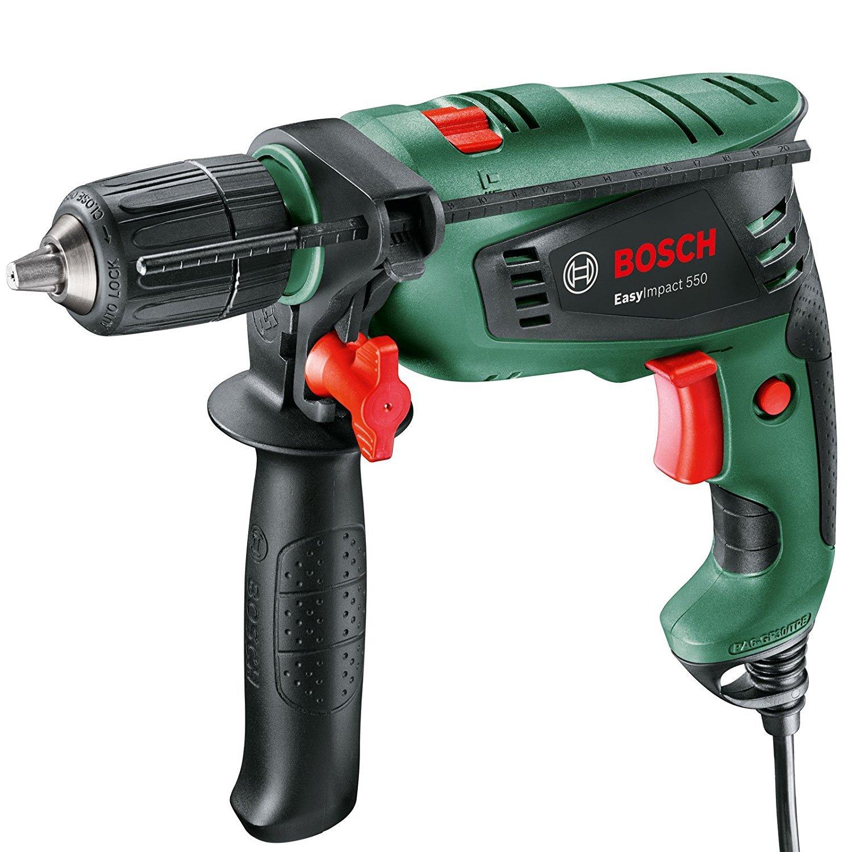 Bosch 550W Hammer Drill 230V -  EASYIMPACT 550 - £39.95 at CPC
