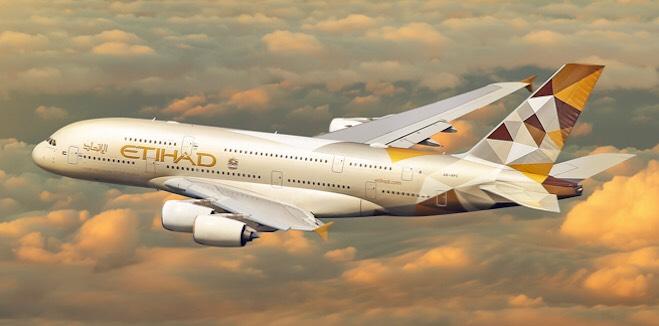 Super cheap Etihad flights to Abu Dhabi for £273pp @ Skyscanner
