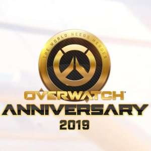 Overwatch free for one week 21/05 - 28/05 on XB1 PS4