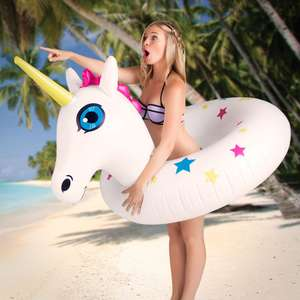 Gigantic 4ft Unicorn pool float £4.97 down from £29.99 instore @ Menkind