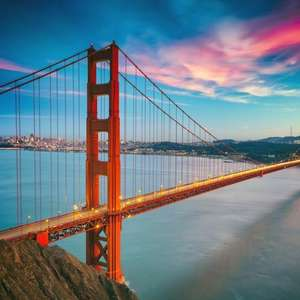 Comprehensive list of free attractions and the cheapest flights (from £238 direct) to Los Angeles, New York & San Francisco
